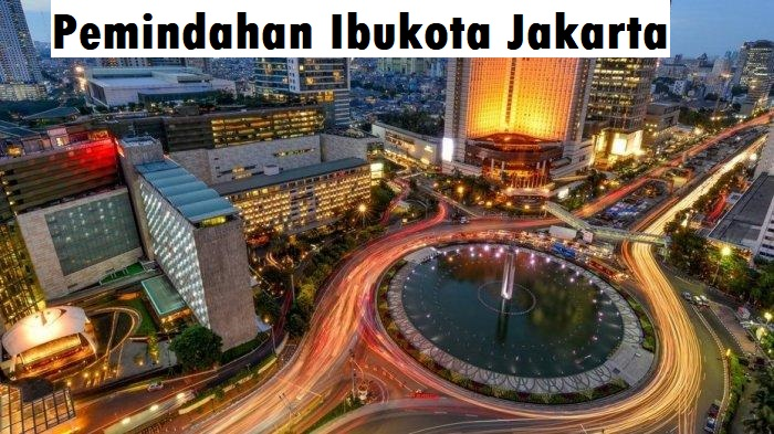 Pemindahan Ibukota Jakarta