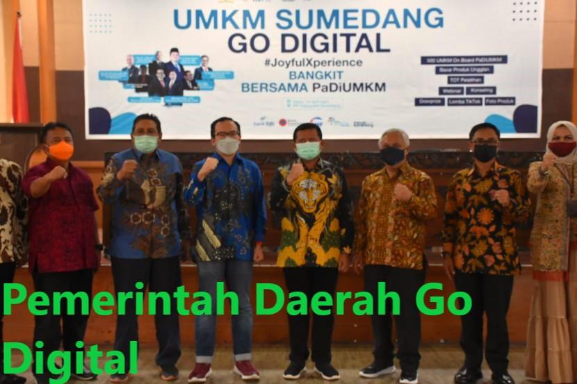 Pemerintah Daerah Go Digital