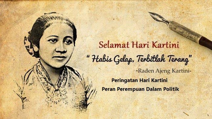 Peringatan Hari Kartini Peran Perempuan Dalam Politik
