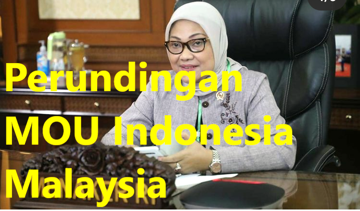 Perundingan MOU Indonesia Malaysia